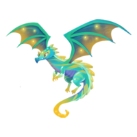Emerald Dragon Epic