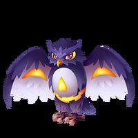 Eerie Owl Adult