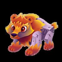 Solar Bear Juvenile