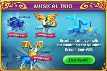 The Musical Trio