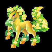 Peony Pony Adult