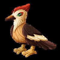 Woodpecker Adult