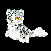 Snow Leopard Seal Epic