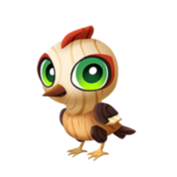 Woodpecker Baby