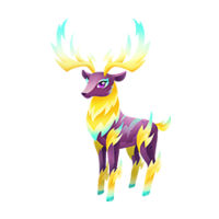 Electric Elk Adult