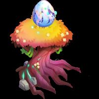Opal Octopus Egg