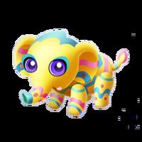 Pastelephant Baby