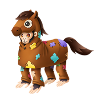 Phoney Pony Adult