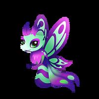 Lunar Moth Juvenile
