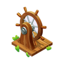 Pirate Wheel