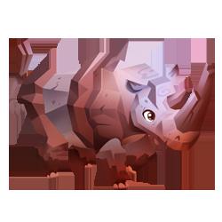 File:Rock Rhino Adult.png