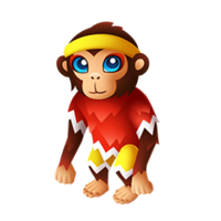 Chimp Champ Juvenile