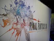 E3 2010 Final Fantasy XIV Online logo