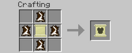 Cow Fur Armor Recipe