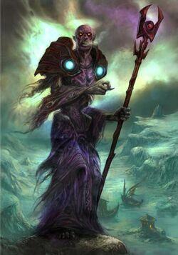 Forsaken undead