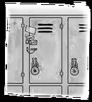 Pleasanton junior locker