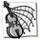 Icon net from a cello