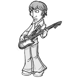 Pete townshirend