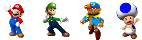 File:NSMB64 Playable Characters.png