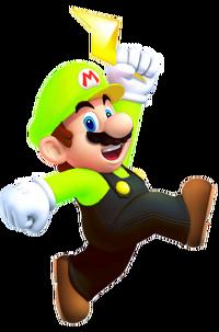 Bolt Mario