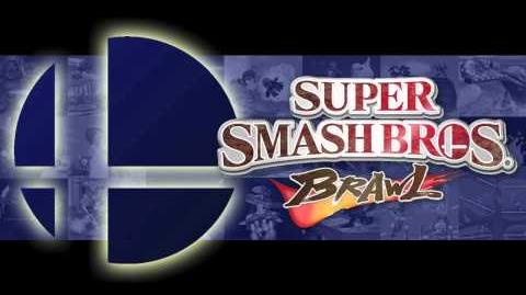 Battlefield - Super Smash Bros