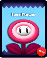 Super Mario & the Ludu Tree - Powerup Love Flower