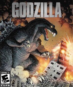 Godzilla 2015 game