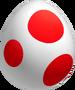 Red Yoshi Egg