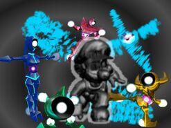 Boss Metal Mario & Alloys