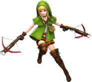 HWL Linkle Crossbow