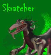 Skratcher