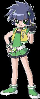 Kaoru Matsubara-Powered Buttercup