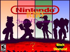 Nintendo Heroes poster