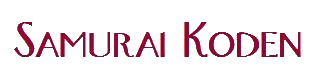 File:Samurai Koden Logo.png