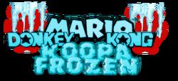 Mario Donkey Kong Koopa Frozen