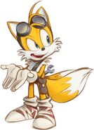 Sonic Boom Tails