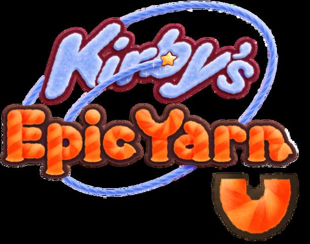 File:Kirby'sEpicYarnUBetaLogo.png
