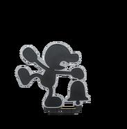 Amiibo MrGame&Watch Pose1