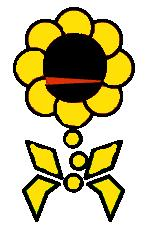 Golden floro