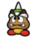 Paper Spiky Goomba