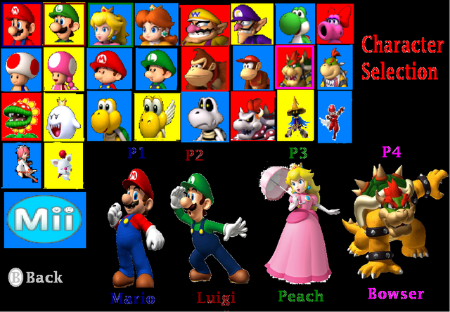 File:Super Mario Riders All Characters.png