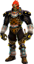 HW Ganondorf - Era of the Hero of Time Armor