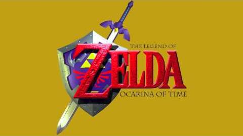 Lost Woods - The Legend of Zelda- Ocarina of Time Lost Woods