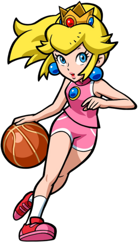 File:Peach basketball.png