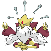 Alakazam Mega Dream
