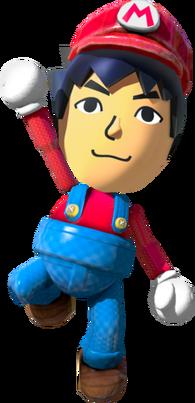 Mii Mario