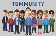 Tommunity Poster