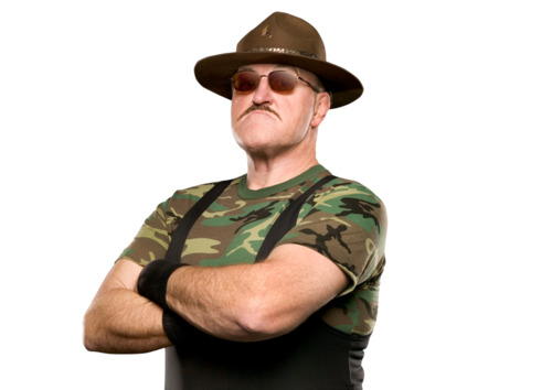 IconSgt. Slaughter
