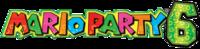 MarioParty6Logo