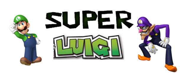 File:Super luigi logo.png